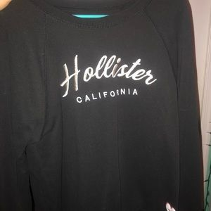 long sleeve hollister shirt